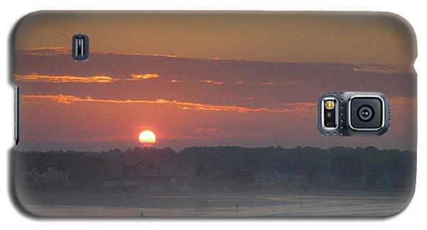 Winter Sunrise - Kennebunk Galaxy S5 Case