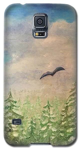 Winter To Spring Galaxy S5 Case