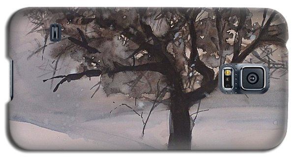 Winter Tree Galaxy S5 Case by Laurie Rohner
