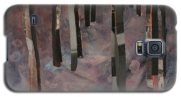 Winter Trees 2 Galaxy S5 Case