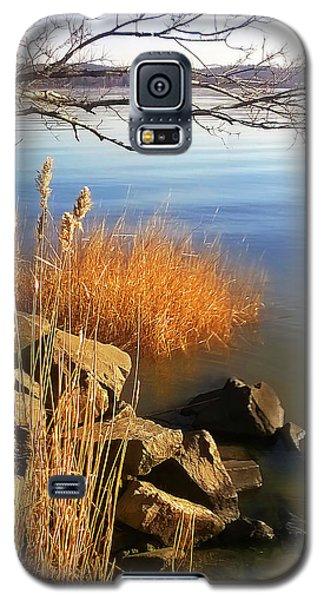 Winter Water Galaxy S5 Case
