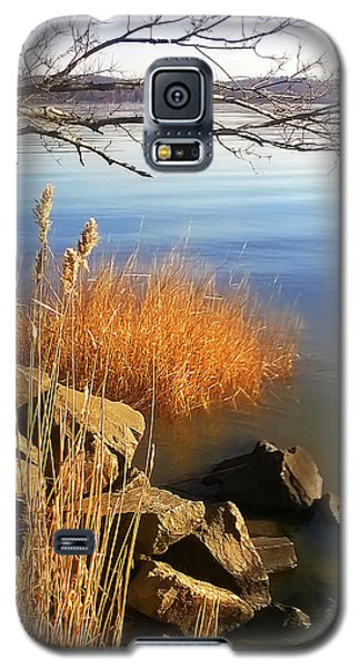 Winter Water Galaxy S5 Case