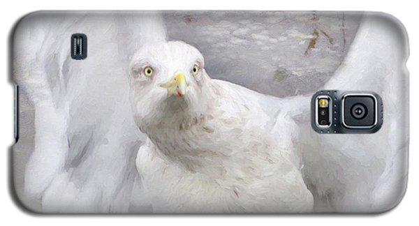 Winter Wings Galaxy S5 Case