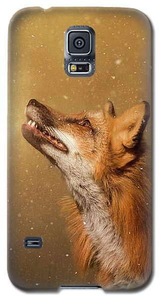 Winter Wonder Galaxy S5 Case