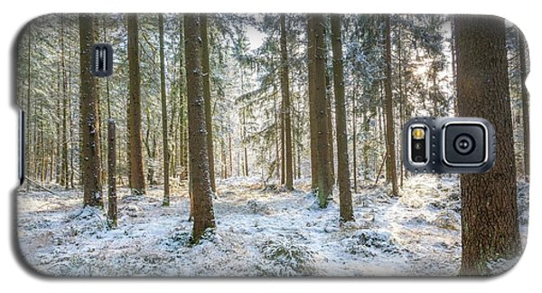 Galaxy S5 Case featuring the photograph Winter Wonderland by Hannes Cmarits