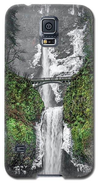 Winter Wonderland Galaxy S5 Case