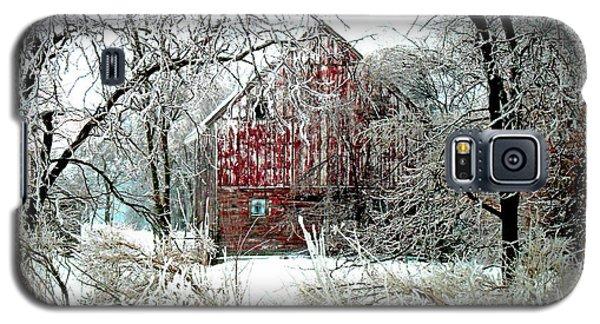 Winter Wonderland Galaxy S5 Case by Julie Hamilton