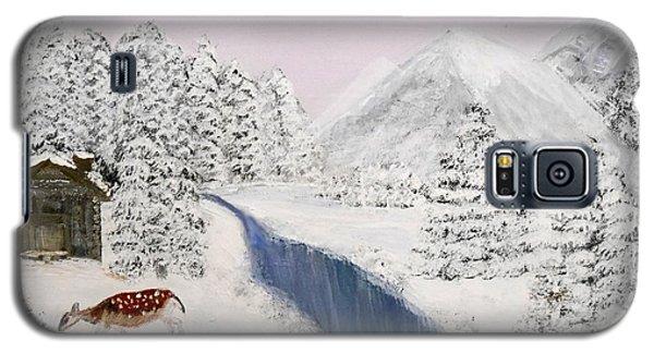 Wintertime Galaxy S5 Case