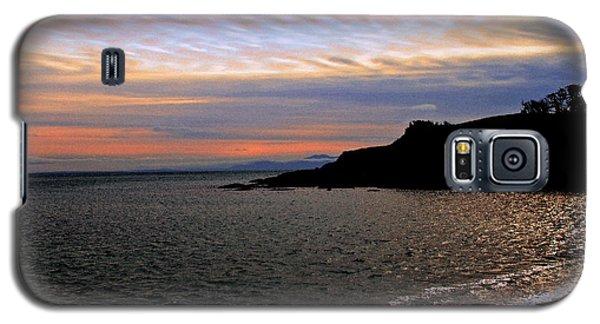 Winter's Beachcombing Galaxy S5 Case