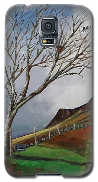 Winter's Day At Yewbarrow -painting Galaxy S5 Case