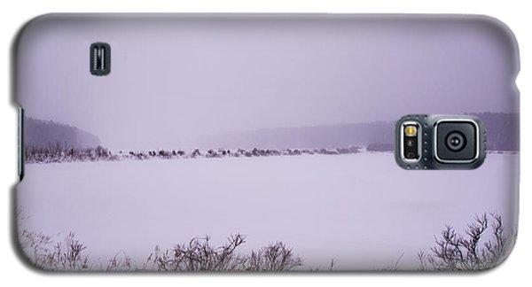 Winter's Desolation Galaxy S5 Case