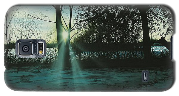 Winter's Evening Scout Galaxy S5 Case