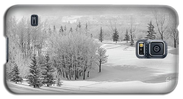 Winter's Gentle Kiss Galaxy S5 Case