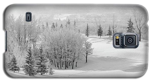 Winter's Gentle Kiss Galaxy S5 Case