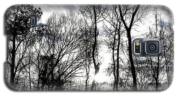Winter's Mystic Horizon Galaxy S5 Case