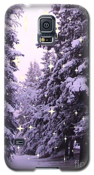 winter's Path Galaxy S5 Case