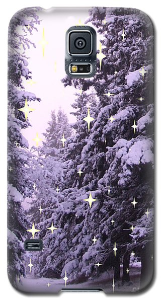 winter's Path Galaxy S5 Case