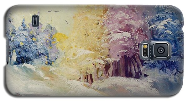 Winter's Pride Galaxy S5 Case by Helen Harris