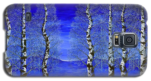 Winters Raven Aspen Galaxy S5 Case