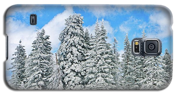 Winterscape Galaxy S5 Case by Jeff Kolker