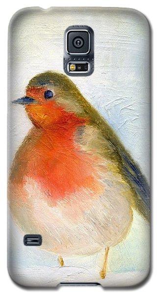 Wintry Galaxy S5 Case by Nancy Moniz