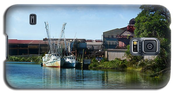 Winyah Bay Georgetown Sc Galaxy S5 Case