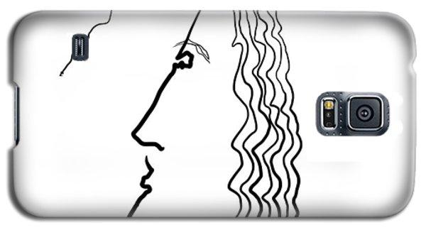 Wire Galaxy S5 Case