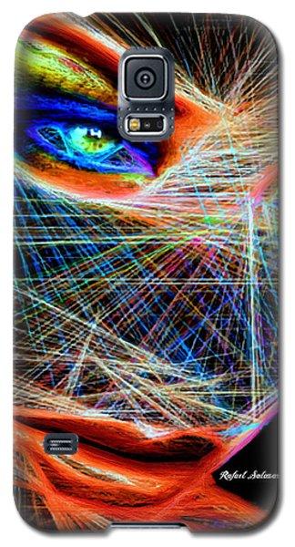 Wiretapped Period Galaxy S5 Case