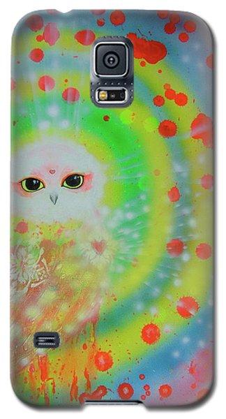 Wisdom Of  The Owl  Galaxy S5 Case
