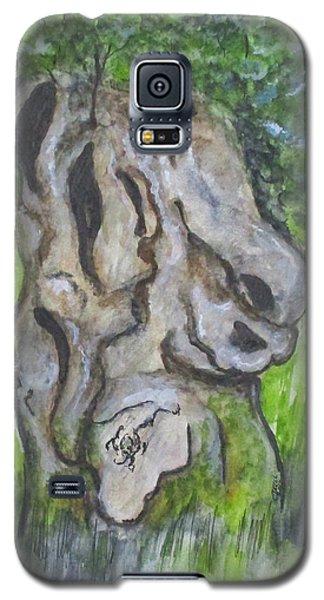 Wisdom Olive Tree Galaxy S5 Case