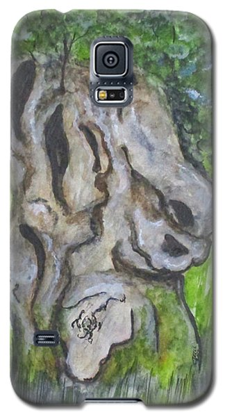 Wisdom Olive Tree Galaxy S5 Case