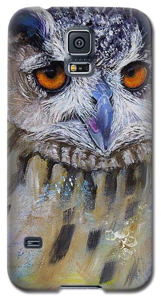 Wise Owl Galaxy S5 Case