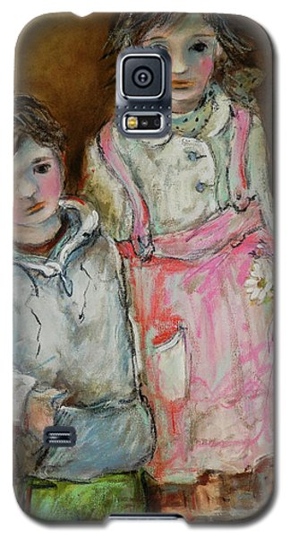Wishes On A Daisy Galaxy S5 Case by Sharon Furner