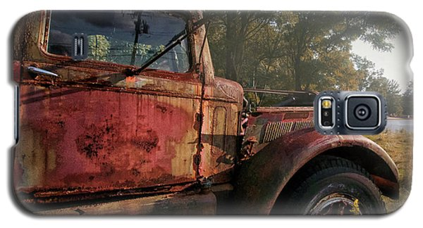 Truck Galaxy S5 Case - Wishful Thinking by Jerry LoFaro