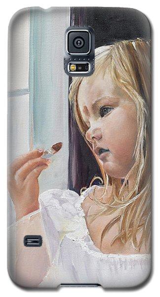 Wishful Thinking - Megan - Signed Galaxy S5 Case