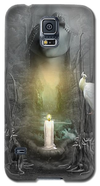 Wishing Candle Galaxy S5 Case