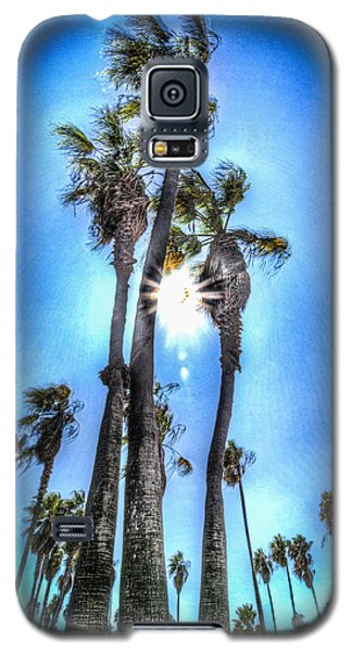 Wispy Palms Galaxy S5 Case
