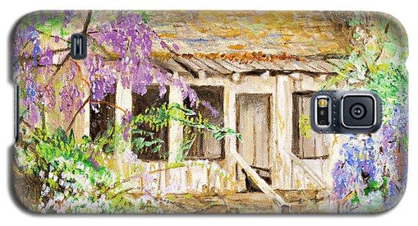 Wisteria House Galaxy S5 Case