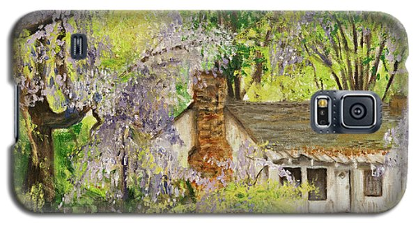 Wisteria House Two Galaxy S5 Case