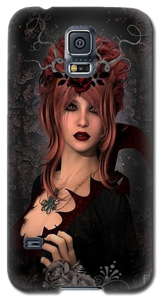 Witch Beauty Galaxy S5 Case