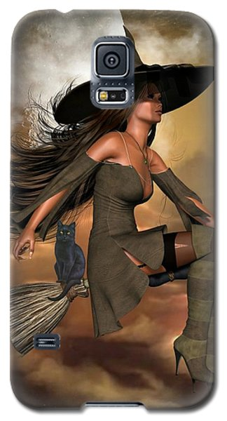 Witch Way  Galaxy S5 Case