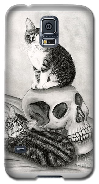 Witch's Kittens Galaxy S5 Case