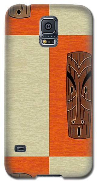 Witco Tikis 1 Galaxy S5 Case