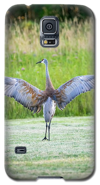 With Open Arms Galaxy S5 Case