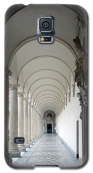 Within The Castle Walls Galaxy S5 Case
