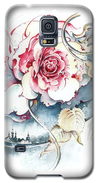 Without Fear Of The Storm Galaxy S5 Case