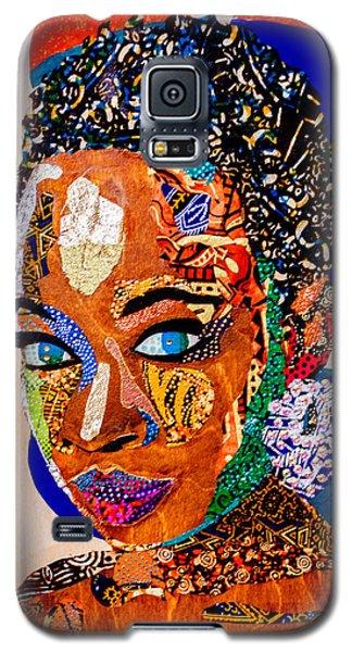 Without Question - Danai Gurira I Galaxy S5 Case