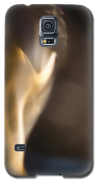 Galaxy S5 Case featuring the photograph Witnessed by Steven Poulton