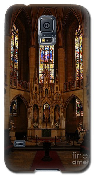 Wittenberg Castle Church 5 Galaxy S5 Case