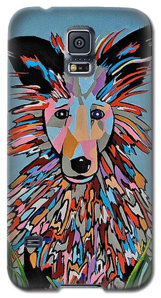 Wiz Galaxy S5 Case by Kathleen Sartoris